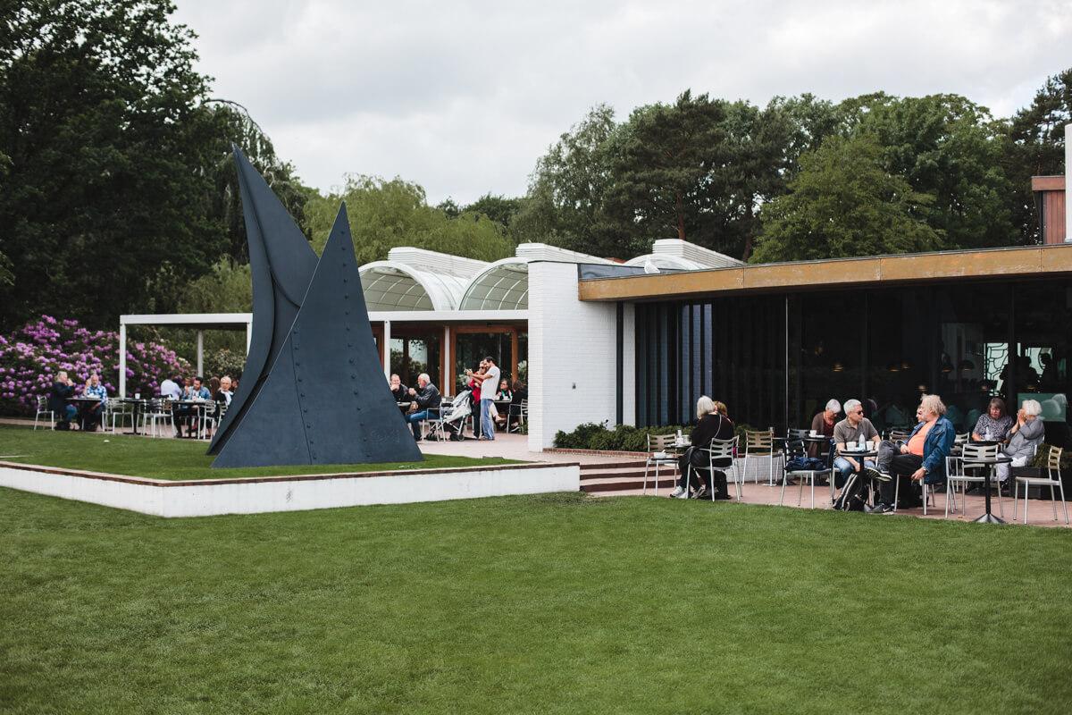 Louisiana museum of modern art Copenhagen atelier camion