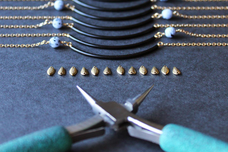 nea bijoux Montreal designer portrait artisan atelier camion