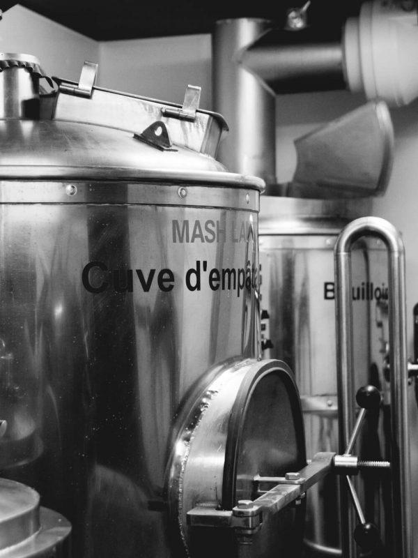 le bien le malt brasserie photo bouffe ambiance biere Rimouski atelier camion