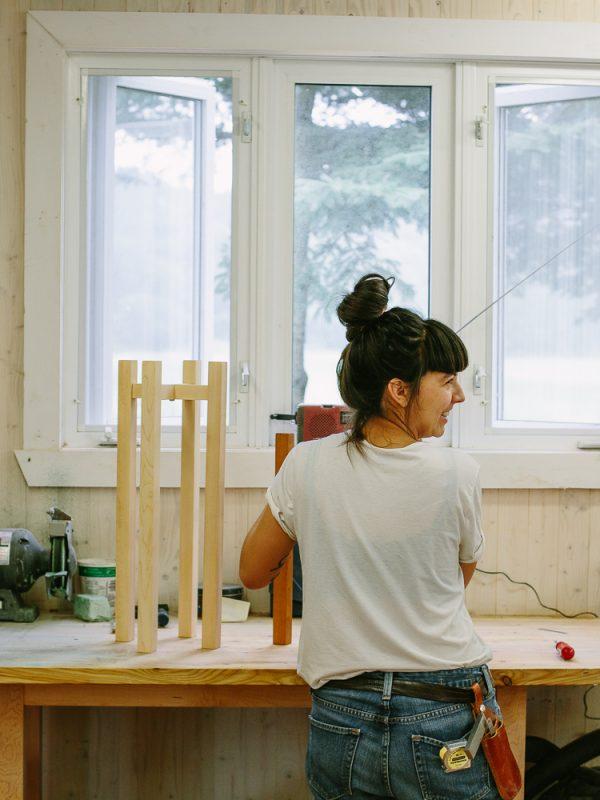 photo produit artisan Kamouraska atelier camion