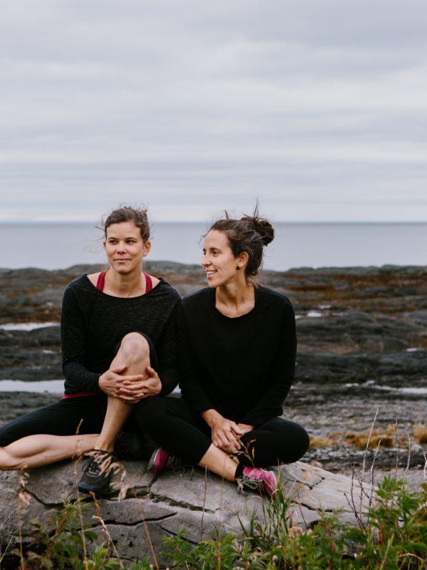 Atelier Camion portrait de femmes yoga le bic