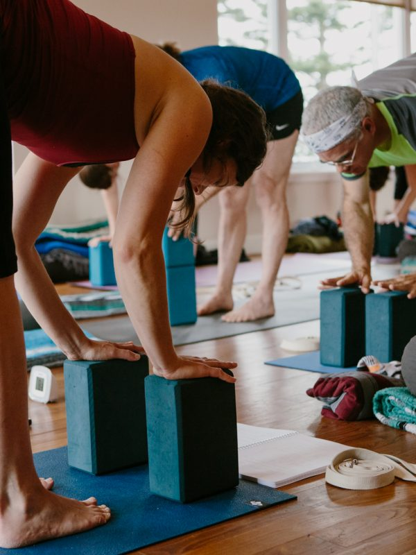 yoga photographie corporative le bic atelier camion