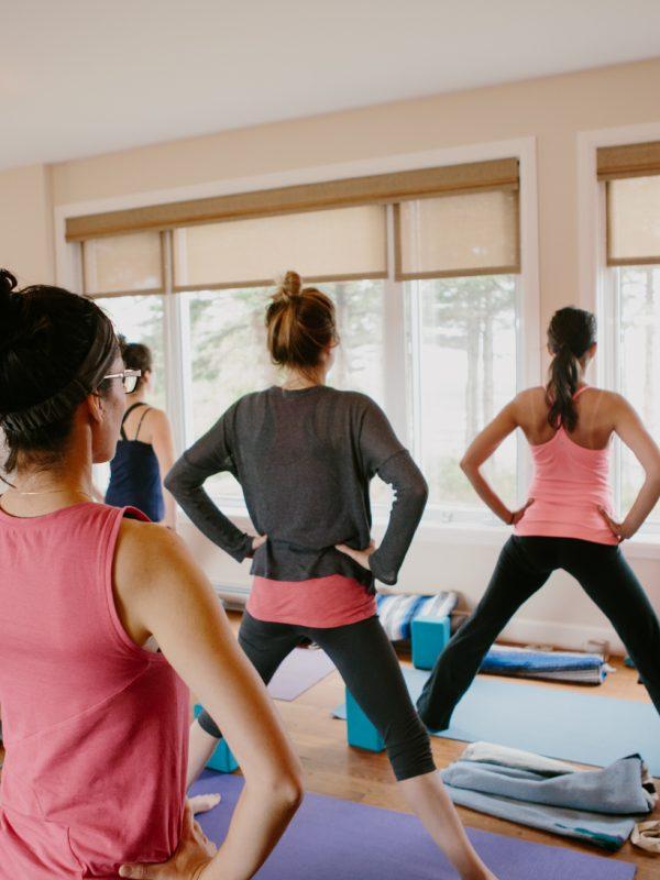 photo yoga Atelier camion le bic